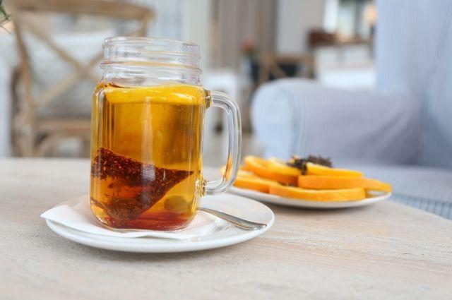 Врач советует пить чай с лимоном