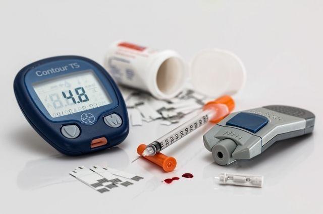 Детей с диабетом в Новосибирской области бесплатно обеспечивают тест-полосками.