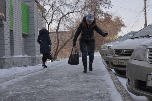 В Новосибирск приходит небольшое похолодание.