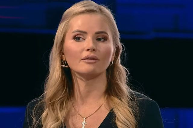 Дана Борисова в шоу «На самом деле».