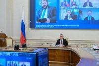 Андрей Травников принял участие в экспертной сессии в дистанционном формате.