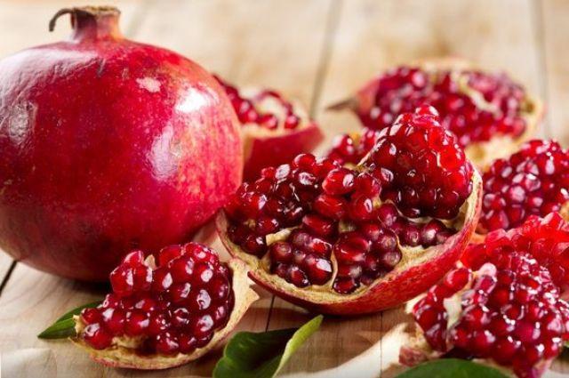 Гранат: полезные свойства фрукта для здоровья