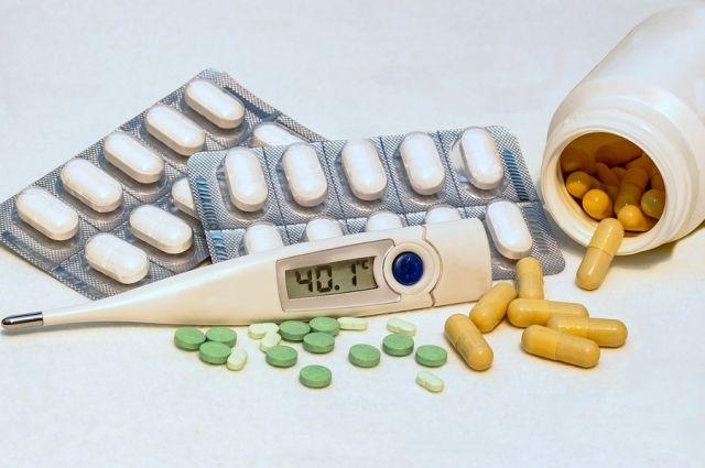 Получать лекарства будут те, у кого положительный тест на коронавирус.