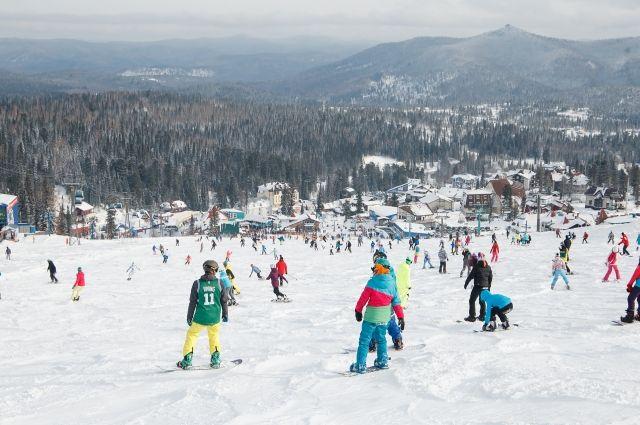 На шерегешском курорте подготовлены 26 горнолыжных трасс протяжённостью более 56 км.