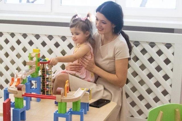 В 2021 году в Тюмени завершат строительство семи детских садов