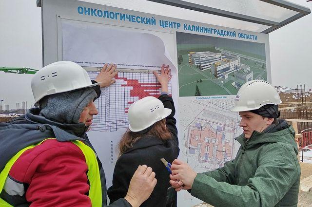 Онкоцентр обещают достроить в 2022 году.