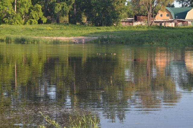 В Новосибирске благоустроят берега озера