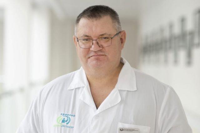 Врач онколог-хирург отделения онкоколопроктологической хирургии диспансера Алексей Версенев скончался от коронавируса.