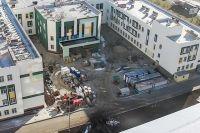Две школы, построенные по типовому проекту, откроют в 2021 году в Тюмени
