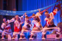 Танцевальный коллектив окружного Дома народного творчества