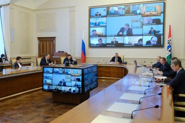 Правительство Новосибирской области приняло законопроект, позволяющий сэкономить на обслуживании госдолга.