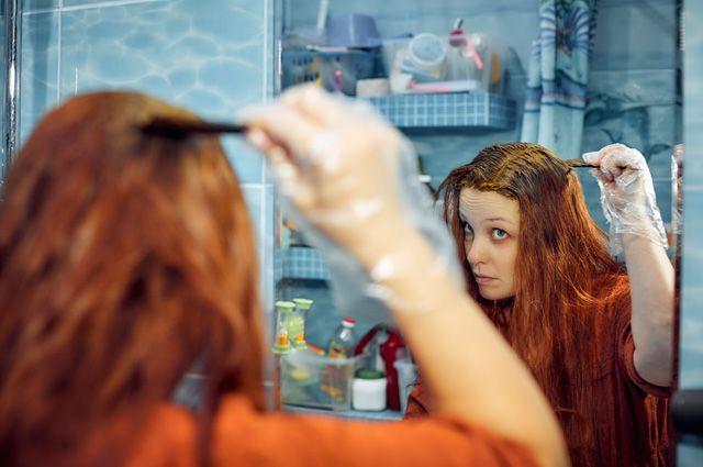 Полезно ли красить волосы хной?