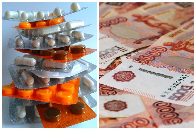 Тюменская область получила почти 60 млн рублей на лекарства от коронавируса