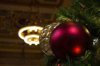 Дед Мороз будет ездить по округу на снегоходе