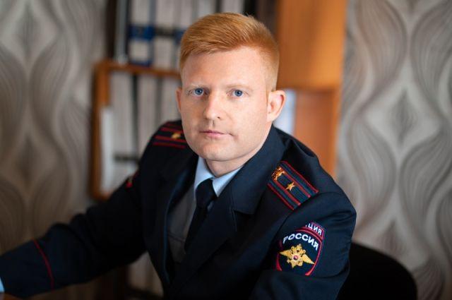 Евгений стал лучшим народным участковым Воронежской области.