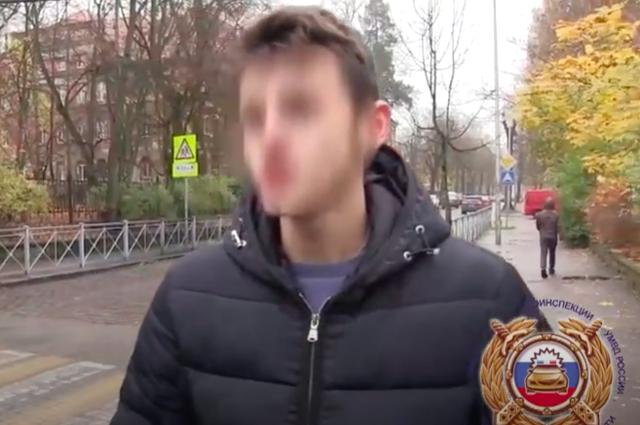 На ул. Кирова водитель сбил ребенка на пешеходном переходе