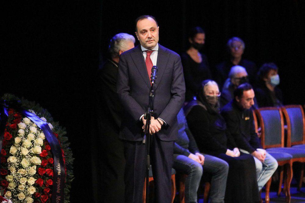Чрезвычайный и полномочный посол Армении в России Вардан Тоганян.