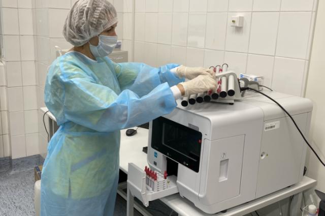 Закуплено новое диагностическое и профилактическое оборудование