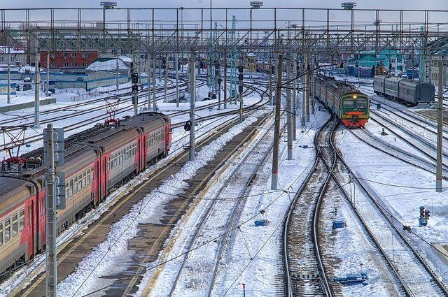 Поезда позволяют совершать поездки без пересадок на станции Красноярск.