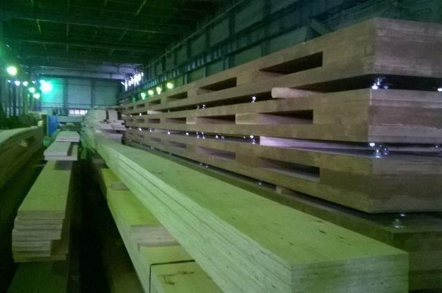 Индекс обработки древесины и производства изделий из дерева составил 101,5%