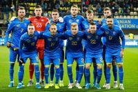 Обнародована заявка сборной Украины по футболу на матч со Швейцарией