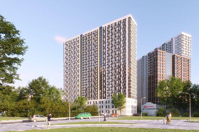 Взгляд в будущее. Строительство жилья в Нижегородском районе столицы
