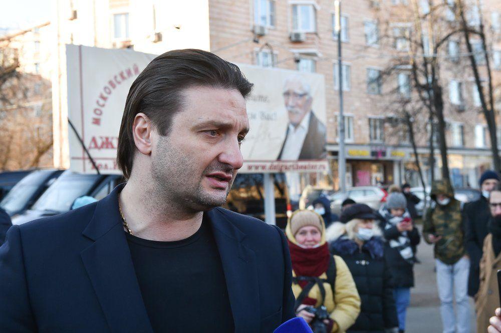 Генеральный директор Большого московского цирка на проспекте Вернадского Эдгард Запашный.