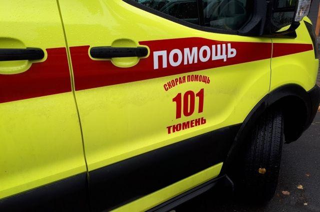 В ДТП на улице Мельникайте в Тюмени пострадал подросток