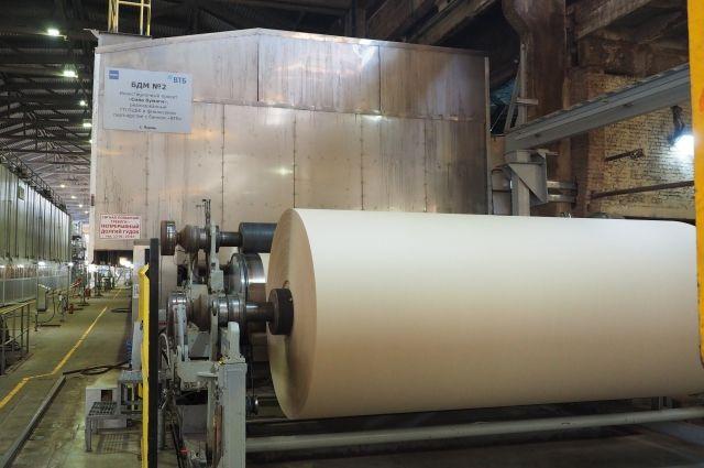 Группа предприятий ПЦБК реализует амбициозный инвестпроект «Сила бумаги»