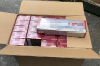 В Одесском порту изъяли контрабандных сигарет на сумму около 20 млн гривен