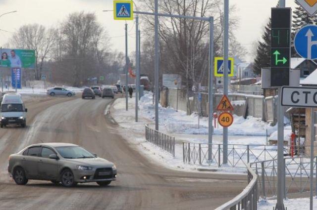 Реконструкцию следующего участка улицы Кедровой начали в Новосибирске