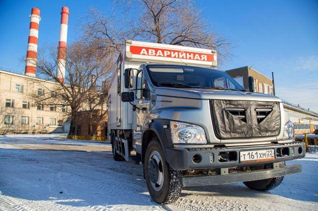 В автопарке теплосетей в Барнауле ожидается прибавление