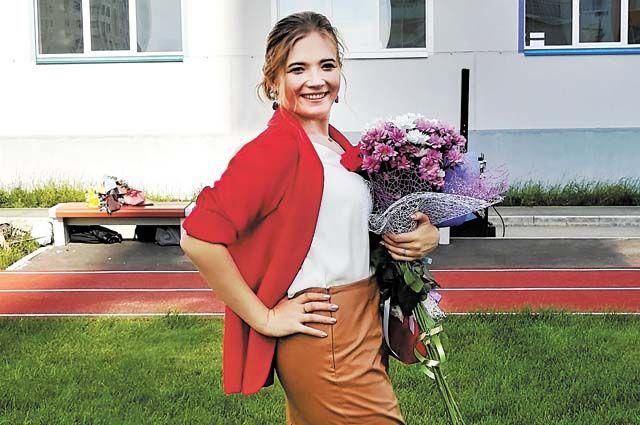 Победителем краевого конкурса «Учитель года» стала Евгения Главатских – учитель начальных классов школы дизайна «Точка» в Перми.