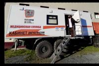Аксарковская районная больница получила новый диагностический комплекс
