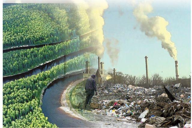 Оренбуржье попало в тройку регионов России с самым грязным воздухом.