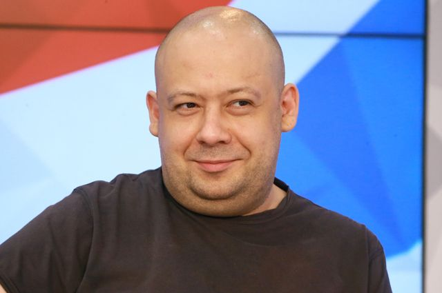 Алексей Герман-младший.