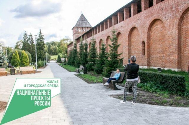 Обновлённый парк Пионеров всё чаще появляется на фото и селфи.