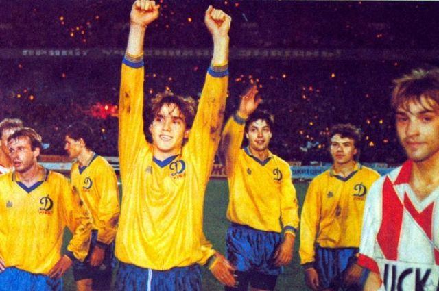 Золотой комплект: как «Динамо Киев» установило вечный рекорд