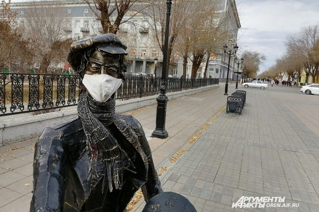 Разработан единый дизайн-код исторического центра Оренбурга.