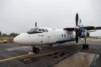 Возобновление авиарейсов по маршруту «Сыктывкар – Воркута» на Ан-24 планируется в декабре.