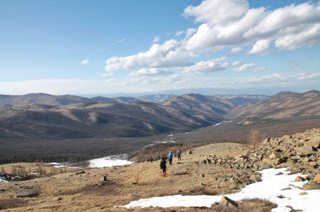 Речь идёт о незаселённых территориях на границе с Иркутской областью и Красноярским краем.