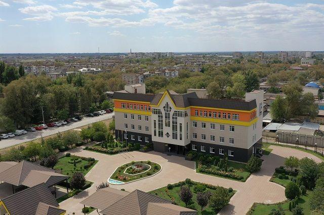 «РН-Ставропольнефтегаз» - градообразующее предприятие и крупный налогоплательщик.