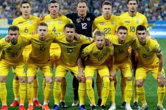 Сборная Украины будет во второй корзине при отборе на ЧМ-2022