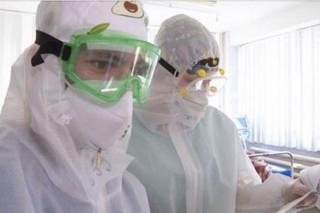 За сутки в Калининградской области зарегистрирован 161 случай коронавируса