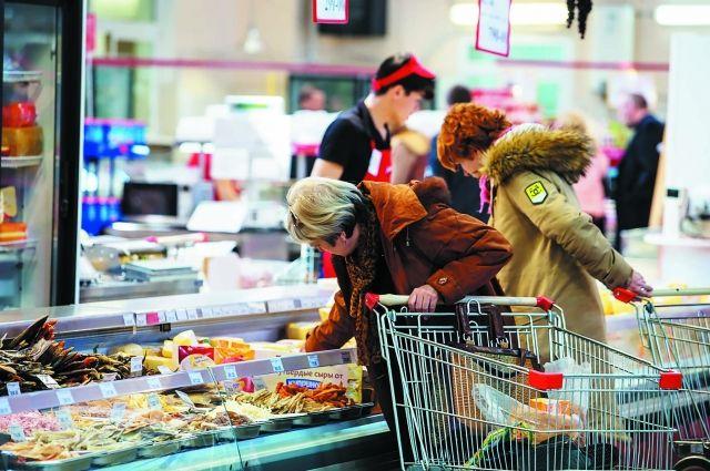 Россияне уже не представляют жизни без изобилия продуктов на полках супермаркетов.