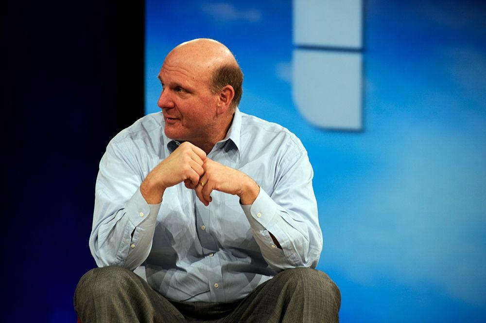 Стив Балмер (экс-глава Microsoft) — $76,4 млрд.