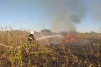 В ГБР назвали главную причину пожаров в Луганской области