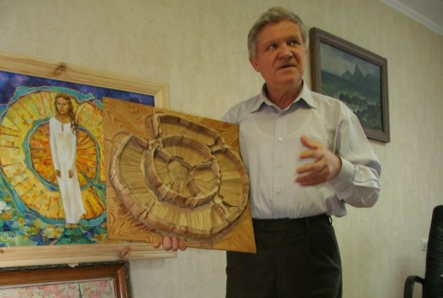 Геннадий Зданович всю свою жизнь посвятил изучению степных поселений