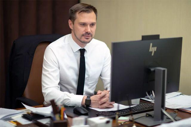 Глава комиссии Валерий Головченко.