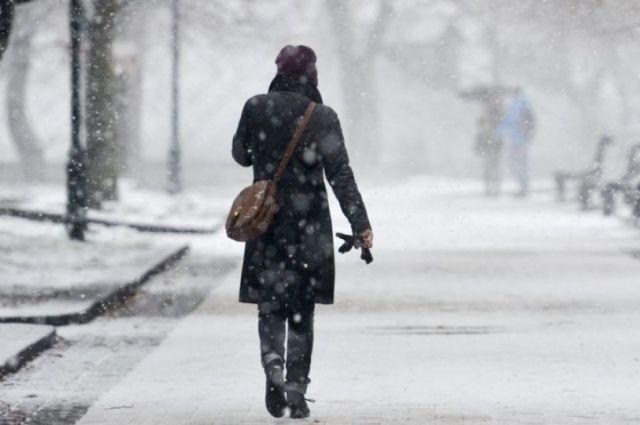 В Укргидрометцентре рассказали, какой будет зима 2020-2021 гг
